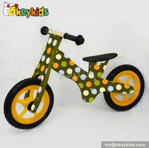Top fashion kids balance wooden bike W16C117