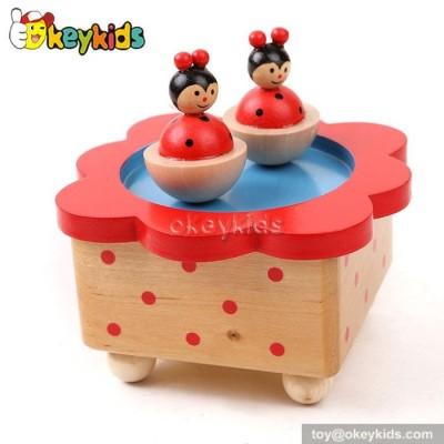 Wooden Musical Instrument Toy Set ,kid Music Box for children W07B001