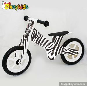 Top fashion  children balance wooden bike bicycle W16C119