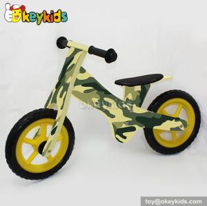 High quality children balance wooden bike W16C120