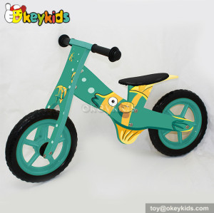 High quality balance wooden baby bike W16C122
