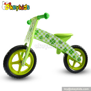 High quality balance children wooden bike W16C132