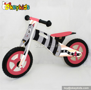Best design children balance wooden bike toy W16C074