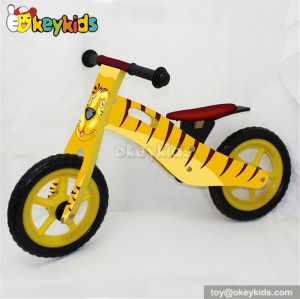 Best design kids bike wood toy W16C076