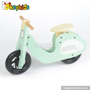 Best design kids wooden miniature toy bike W16C140