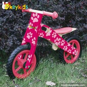 Low price wooden toy bike for kids W16C146