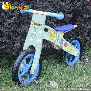 Low price balance wooden child bicycle W16C147