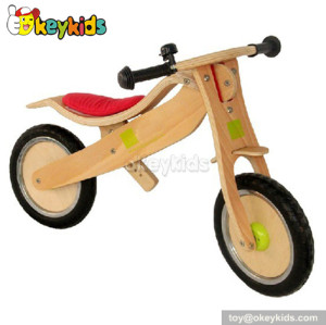 Most popular balance children wooden bicycle W16C023