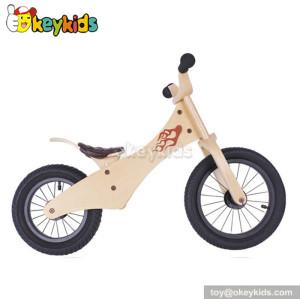 Most popular children balance wooden folding bicycle W16C052B