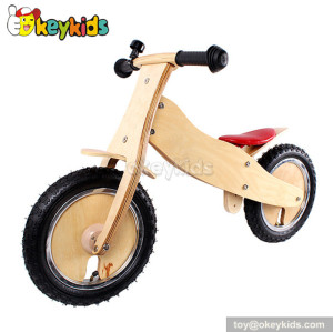 Most popular children wooden balance bicycle for 2 year old W16C054