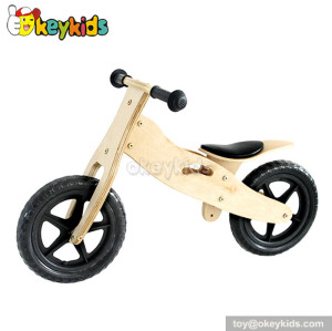 Most popular wooden balance bicycle for children W16C055