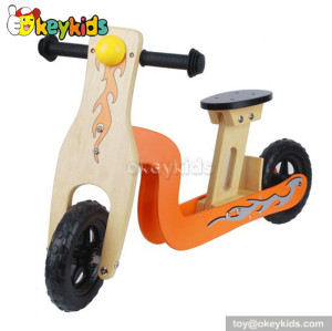 Most popular wooden balance bicycle for kids W16C056