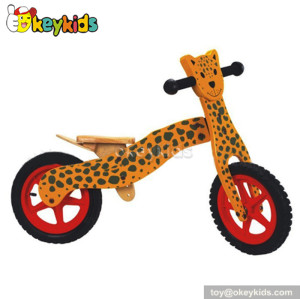 Manufacturer of children balance bicycle wood toy W16C025