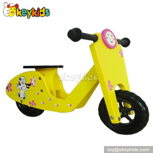 Best wooden self balance bicycle for kids W16C033