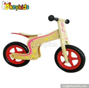 American baalnce wooden girls bikes for 2 years old W16C036