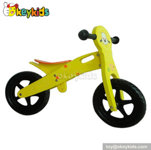 American balance wooden boys bikes for 2 year old W16C039