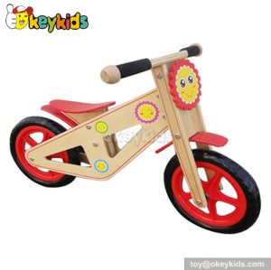 American balance wooden toddler bike for 2 year old W16C040