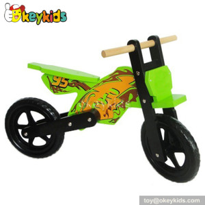 American wooden toddler balance bike for 2 year old W16C041