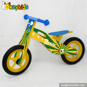 America best wooden balance bike for kids W16C080