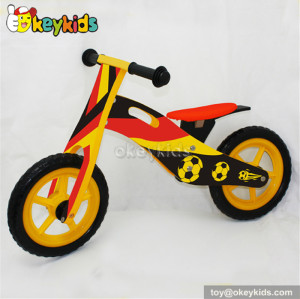 America children balance wooden pedal less bike for sale W16C082