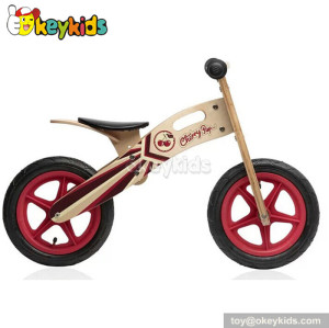Wholesale cheap balance wooden girls balance bike for sale W16C083