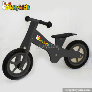 Wholesale cheap wooden balance bike for toddler W16C121