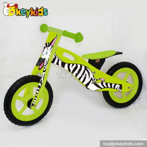 Wholesale cheap wooden baby balance bike for sale W16C124