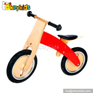 Wholesale cheap balance wooden toy bike for sale W16C014