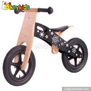 Best design boys wooden bike toy for sale W16C017