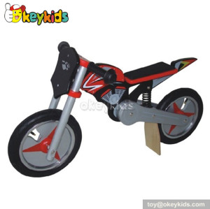 Best design wooden balance motorcycle for sale W16C015