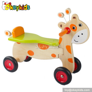 Top fashion wooden kids toy car for sale W16A024