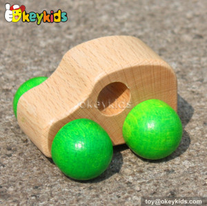 Lovely baby wooden small toy cars for sale W04A123