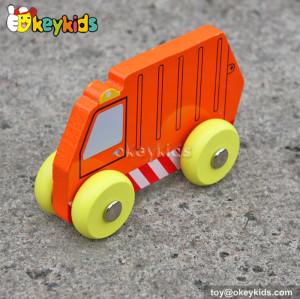 New design mini car wooden hot wheels toys W04A125