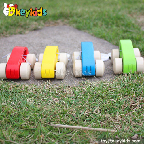 Okeykids Baby wooden toy race cars for sale W04A142