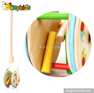Preschool toddlers wooden push toys for sale W05A016