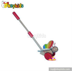Best design baby wooden push along toys for sale W05A002