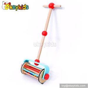Top fashion children wooden pull along toys  W05A009