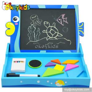 Best design children educational toys wooden kids drawing W12B006