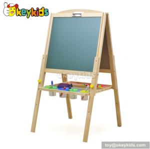 Best design educational wooden drawing board for kids W12B046