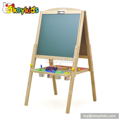 Best design educational wooden drawing board for kids W12B046