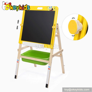 top sale educational kidswooden magnetic drawing board W12B056