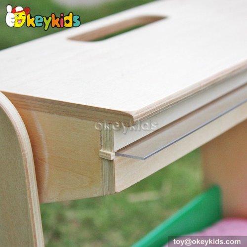 Okeykids Cooking play toy tabletop children wooden kids kitchen playset W10C177