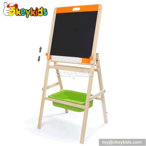 hot sale educational children wooden drawing board W12B057