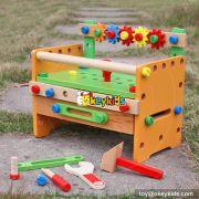 Best design children educational toy wooden toy tool set W03D055