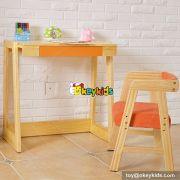 Best design children home furniture wooden kids study desk W08G156B