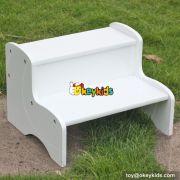Wholesale cheap children home furniture wooden kids garden bench W08G128A