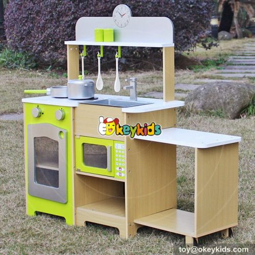 10 Best wooden kids play kitchen for sale online W10C249