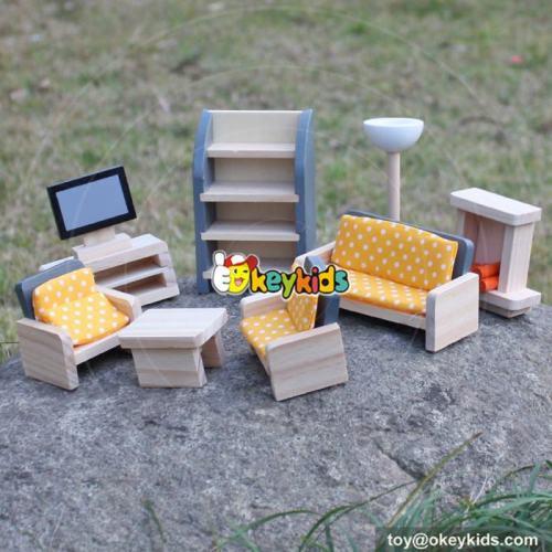 10 Best kids wooden miniature furniture for sale W06B055