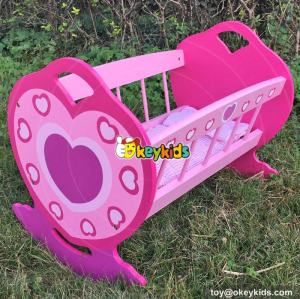 10 Best baby toy furniture wooden 18 inch doll bed for sale W06B040