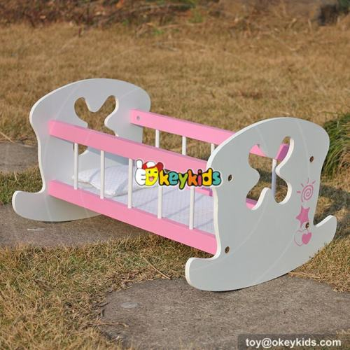 Top fashion 18 inch toy furniture wooden baby doll furniture for sale W06B022
